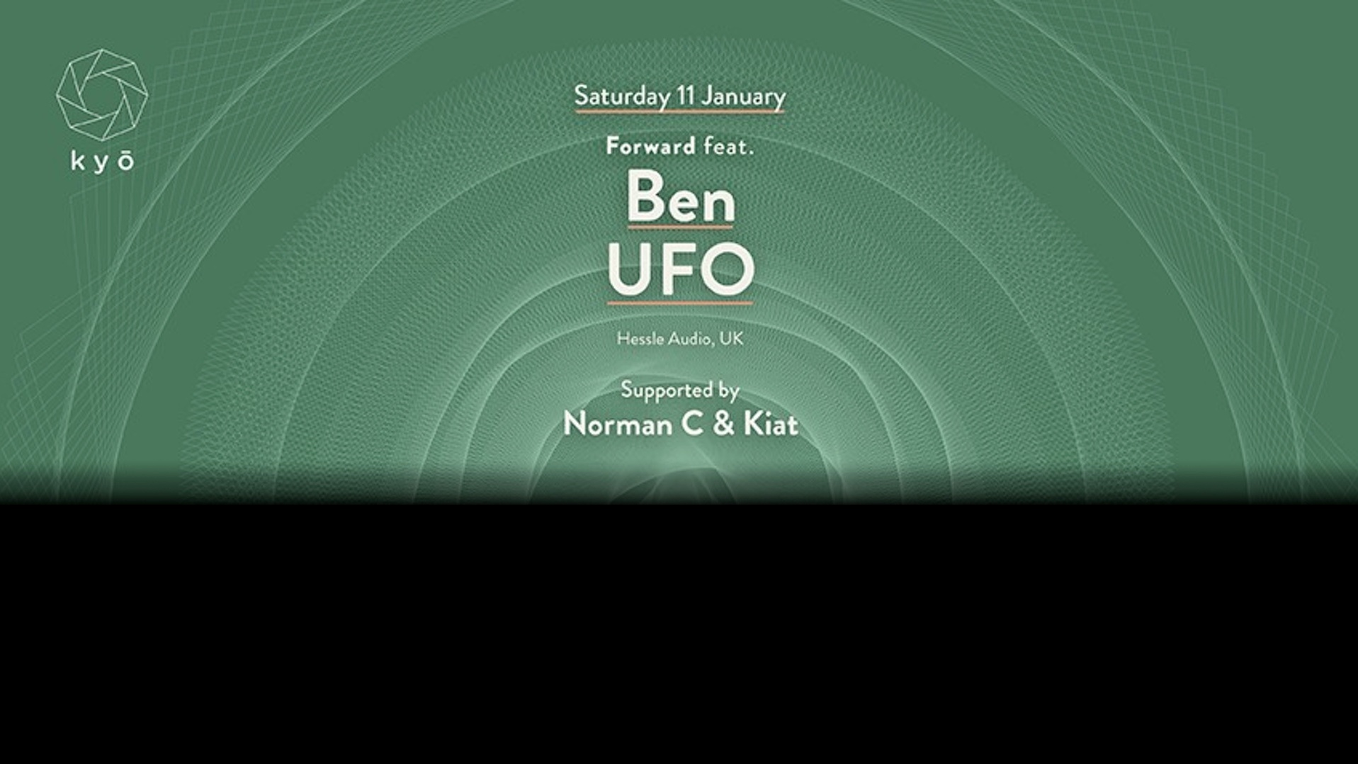 Forward ft. Ben UFO