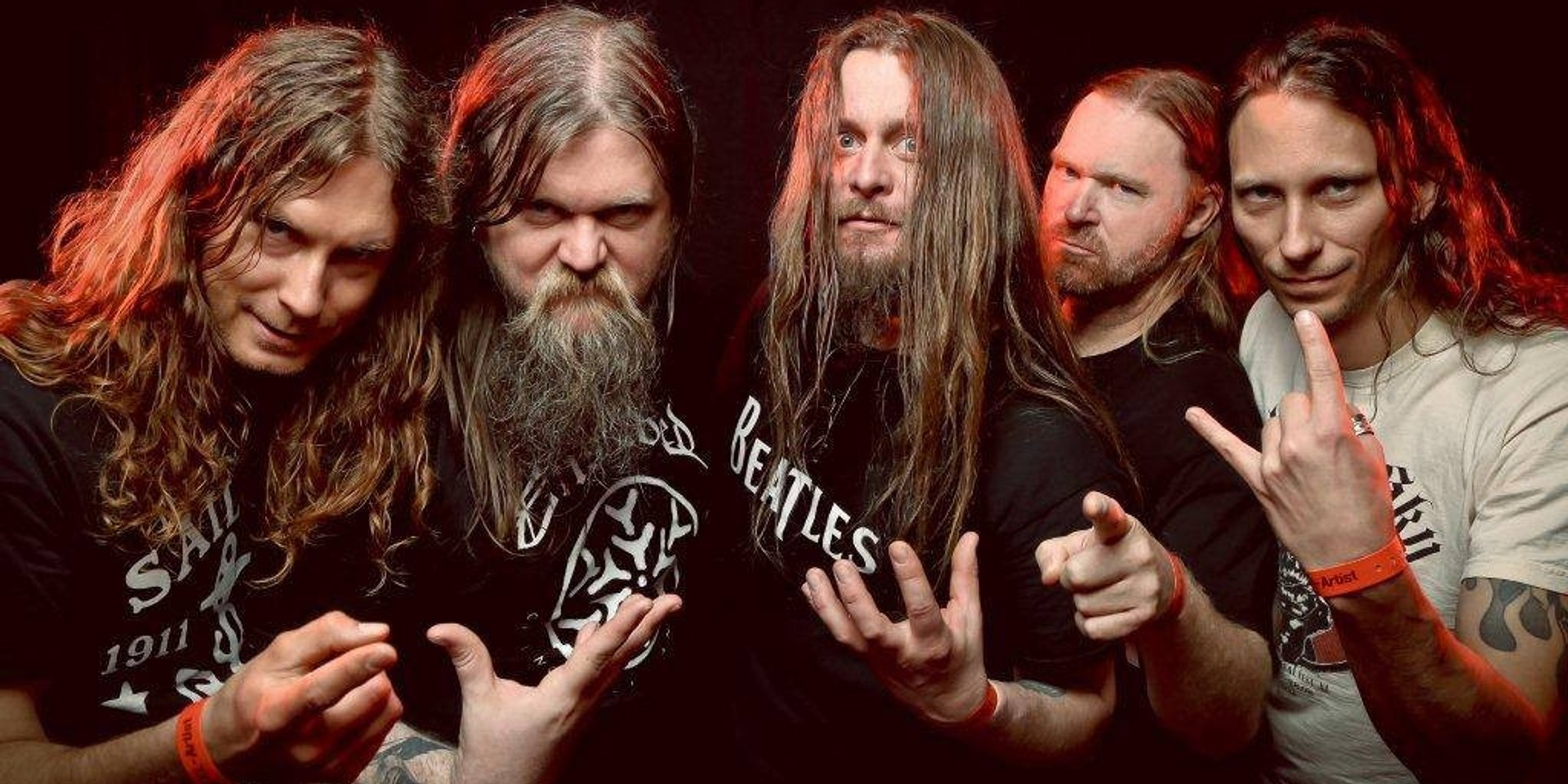Norwegian extreme metal band Enslaved to perform in Singapore for the first time
