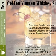 Golden Yunnan Whiskey Sour from 52teas