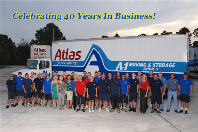 ... A 1 Moving U0026 Storage Company Photo ...