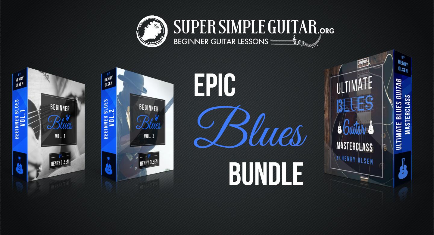 Blues Bundle | SuperSimpleGuitar Org