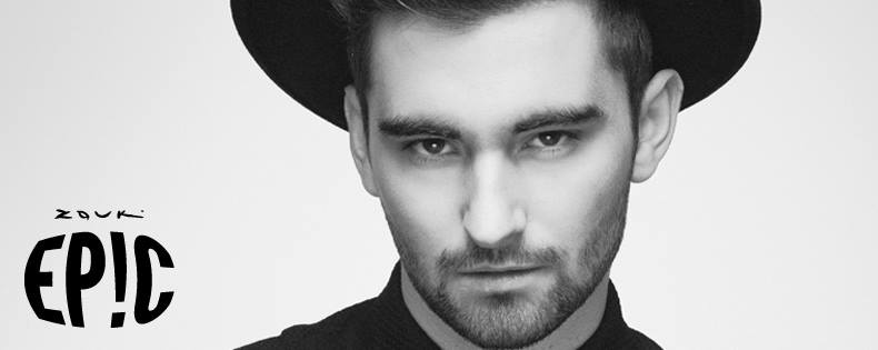 EP!C PRESENTS DYRO (NED) WITH HONG