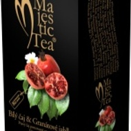 Majestic Tea - Bílý čaj & Granátové jablko (white tea and pomegranate) from Biogena