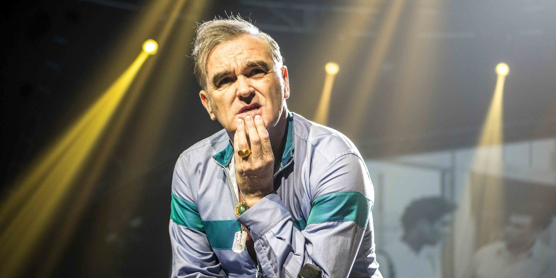 Morrissey might be returning to Singapore