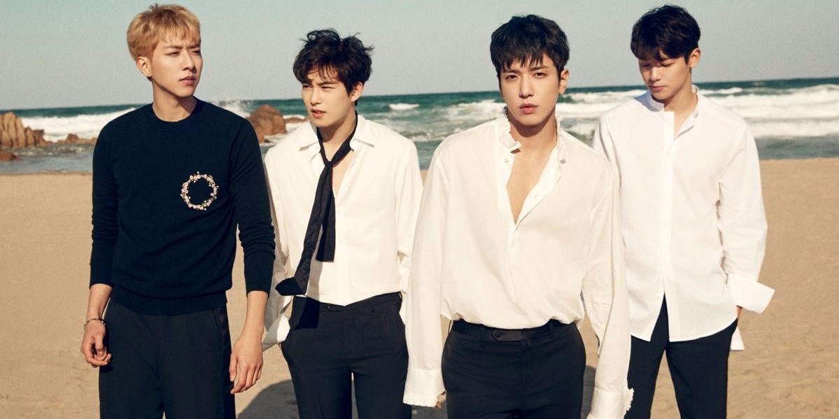 CNBLUE set to play Singapore twice in the next two months