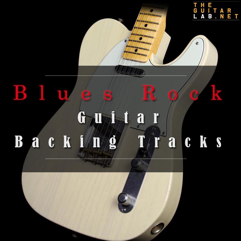 Blues Rock Guitar Backing Tracks : TheGuitarLab.net
