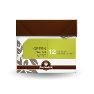 Green from Second Cup