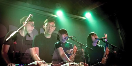 .gif, Inch and In Each Hand A Cutlass to represent Singapore at Brisbane's BIGSOUND festival