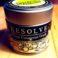 Resolve Premium Organic Matcha from Massachusetts Matcha Company