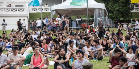 4Fingers will organize their first music festival in Singapore