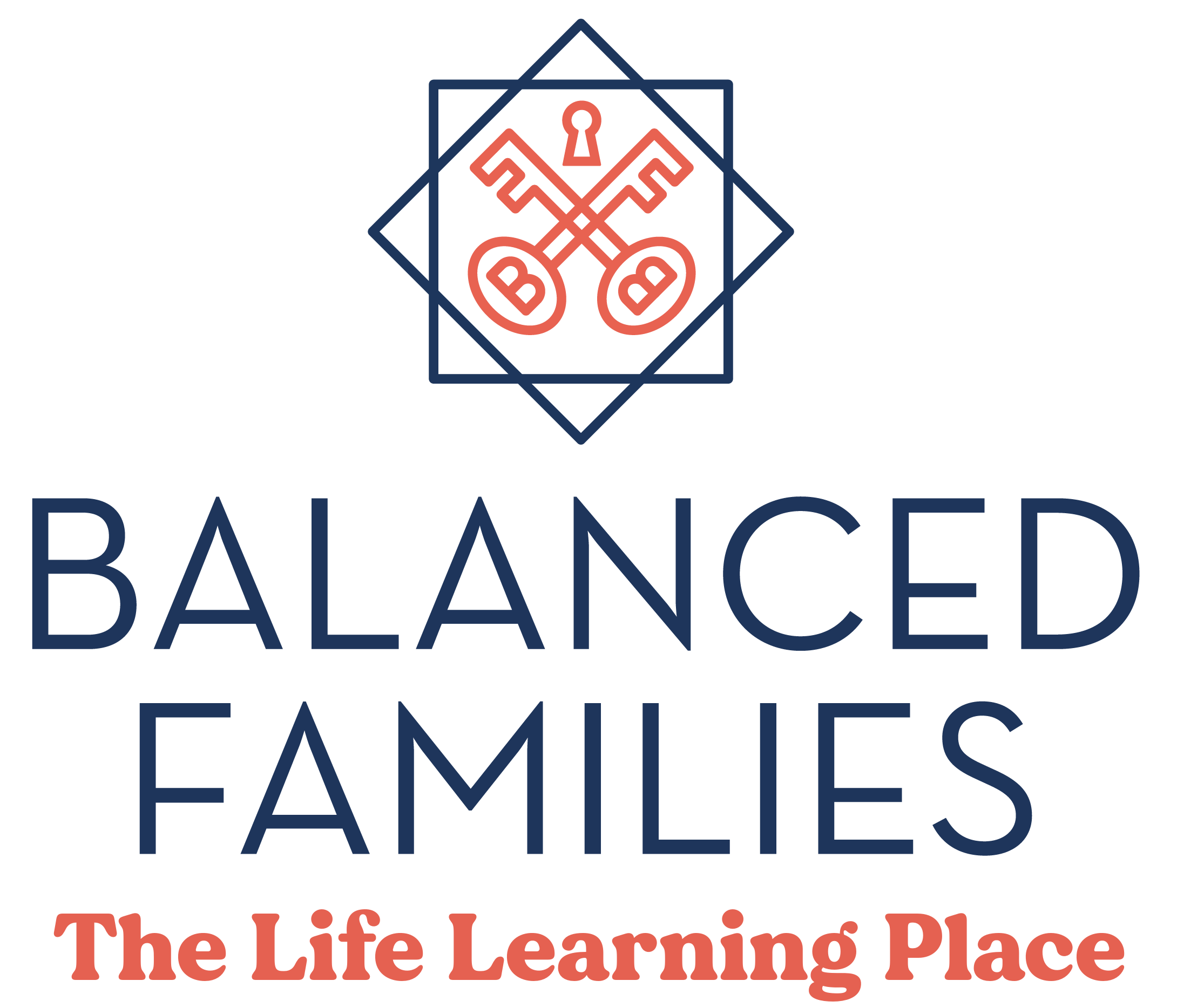 Logo of Balanced Families The Life Learning Place