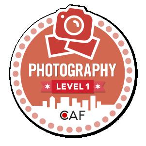 Photography - Level 1