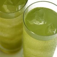 Iced Green Tea from Maeda-en