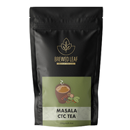 7 Spice Masala CTC Tea from Brewed Leaf