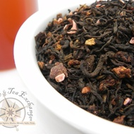 Chocolate Covered Strawberry Pu'erh from The Spice & Tea Exchange