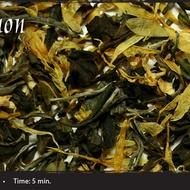 White Lemon from Shanti Tea