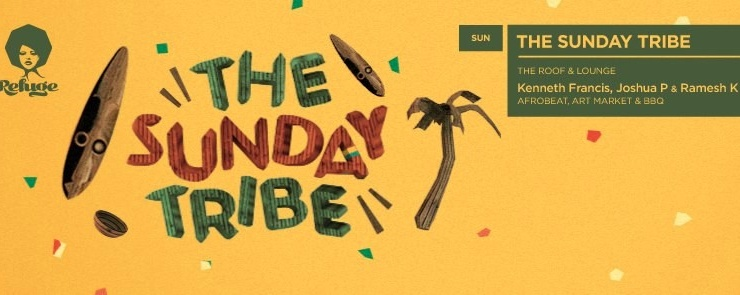 THE SUNDAY TRIBE ft. Kenneth Francis, Joshua P & Ramesh K