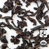 Organic Lapsang Souchong Black Tea from Arbor Teas