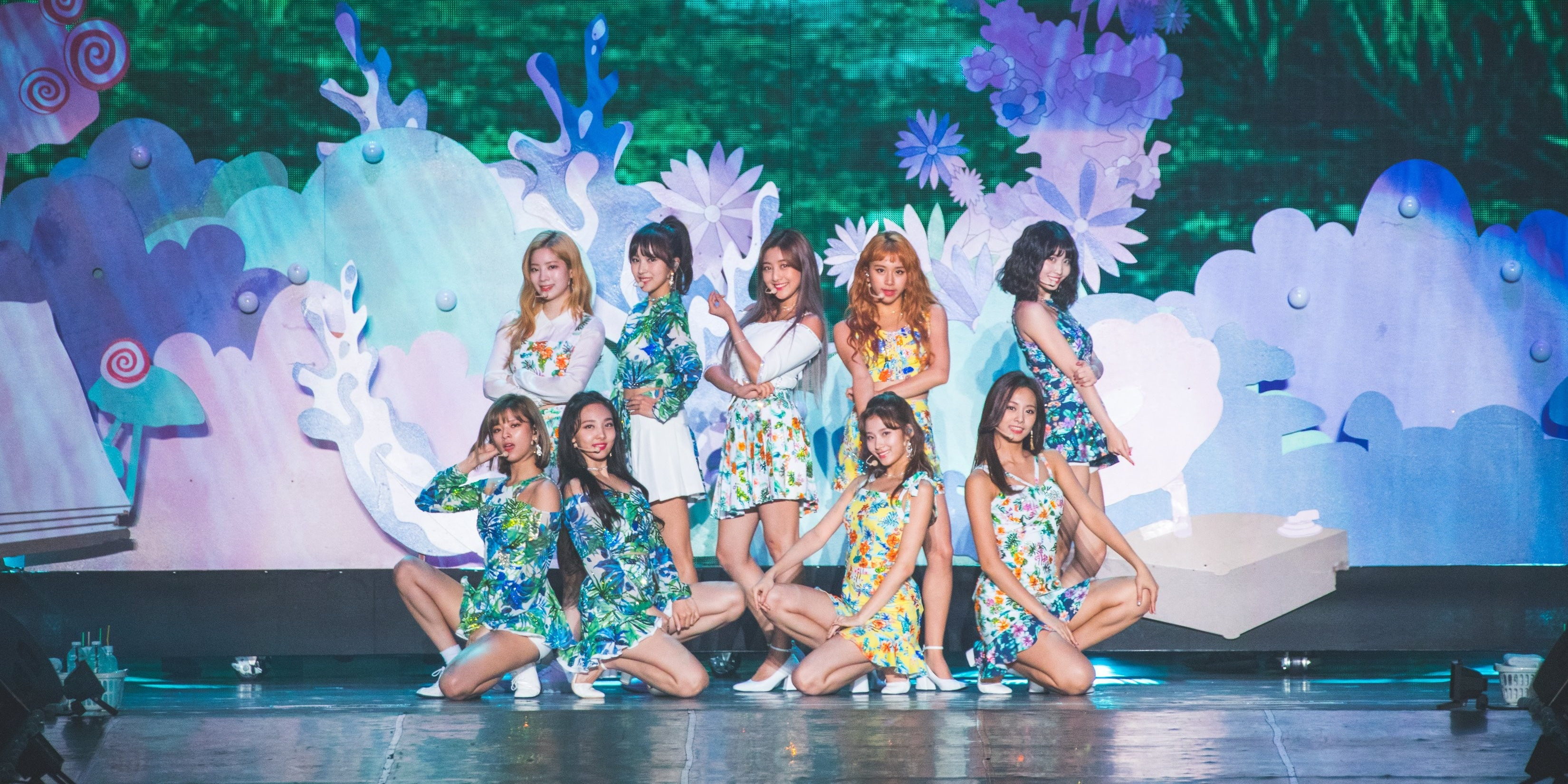 TWICE shows why they're at the top at Singapore concert — gig report