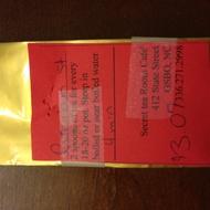 Bourbon Street Vanilla from The Secret Tea Room
