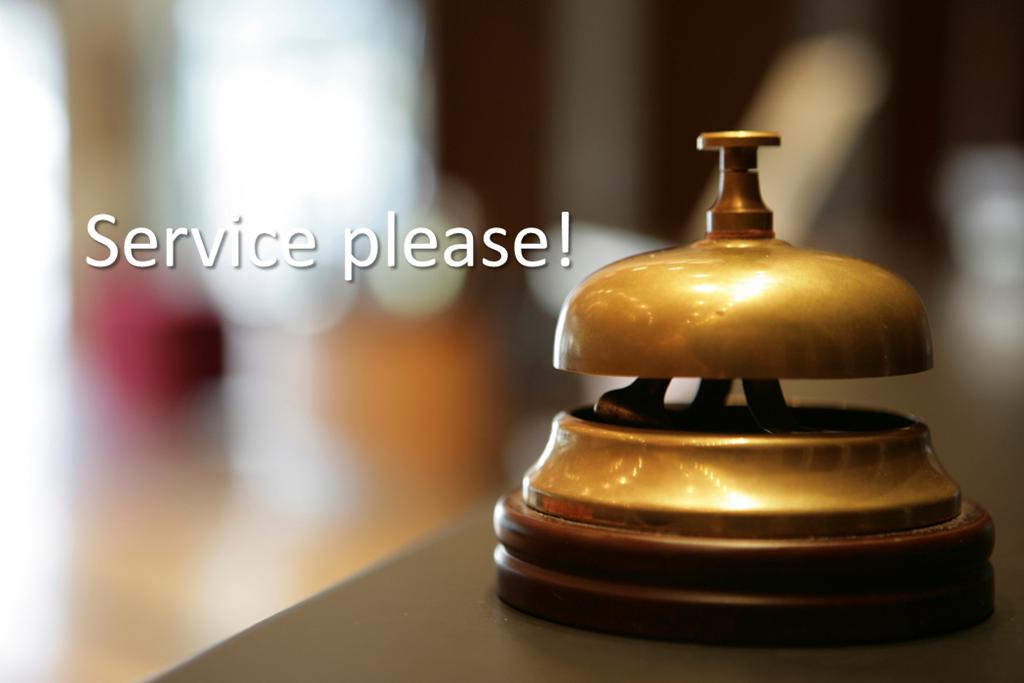 service, it service, it service management