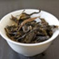 '08 Jing Mai Old Trees Green Pu'er from Asha Tea House