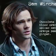 Sam Winchester from Adagio Teas Custom Blends