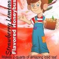Strawberry Lemonade Honeybush from Southern Boy Teas