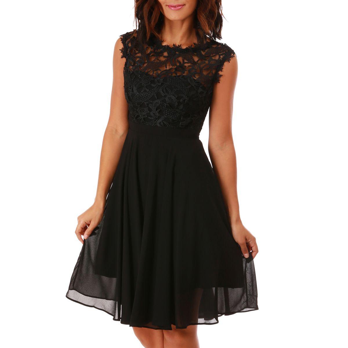 La robe noire, un basique indispensable
