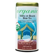 Temple of Health (Organic) from The Republic of Tea