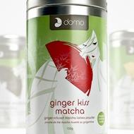 Ginger Kiss Matcha from Domo