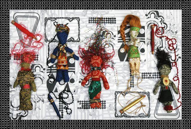 "image: ""Ties That Bind"" by Eva Preston and Joanna Fulginiti"