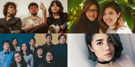 IV of Spades, Leanne and Naara, Ben&Ben, Keiko Necesario, and more win at 31st Awit Awards