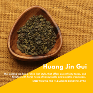 Huang Jin Gui from Cuples Tea House