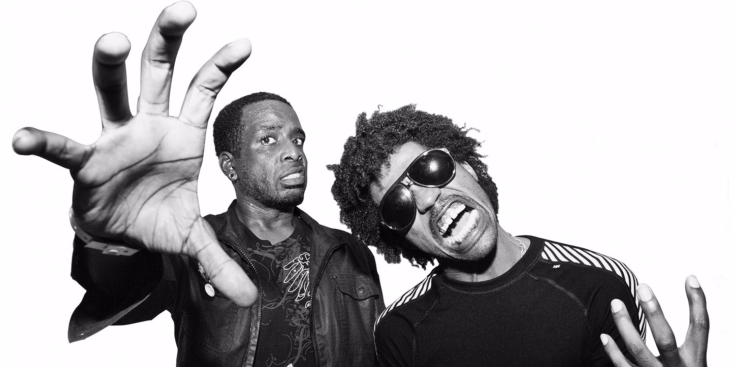 The Pharcyde brings their bizarre ride back to Singapore