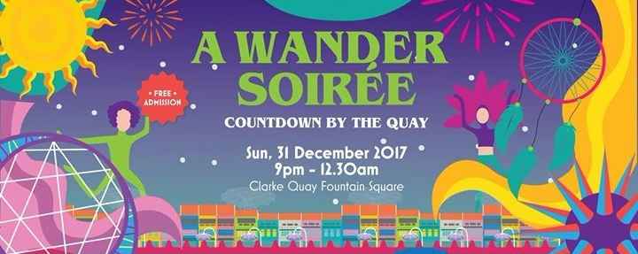A Wander Soirée: Countdown by the Quay