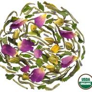 White Tea Rose Mélange from Rishi Tea