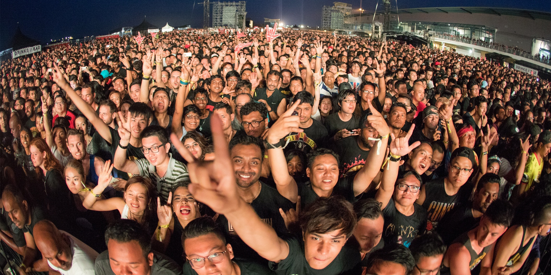 The company behind the RFID tags at Guns N' Roses in Singapore speak out
