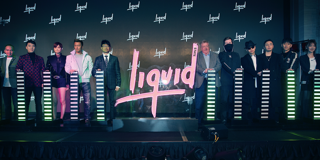 Liquid State, Sony and Tencent's new Asian EDM label, has officially launched