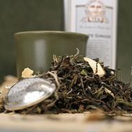 White Ginger from Golden Moon Tea