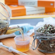 Organic Kung Flu Fighter from The Rabbit Hole Organic Tea Bar