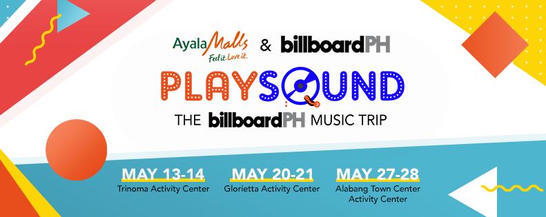 Playsound: The BillboardPH Music Trip