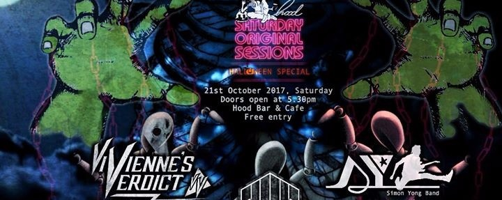 Saturday Original Sessions: Halloween Special