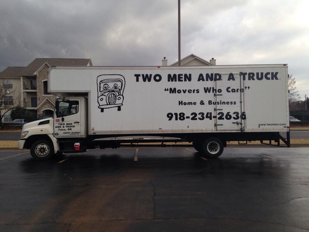 Two Men And A Truck Tulsa Photo 3