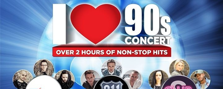 I Love 90s Concert