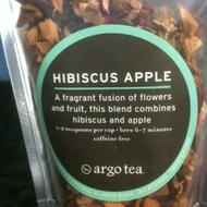 Hibiscus Apple from Argo Tea