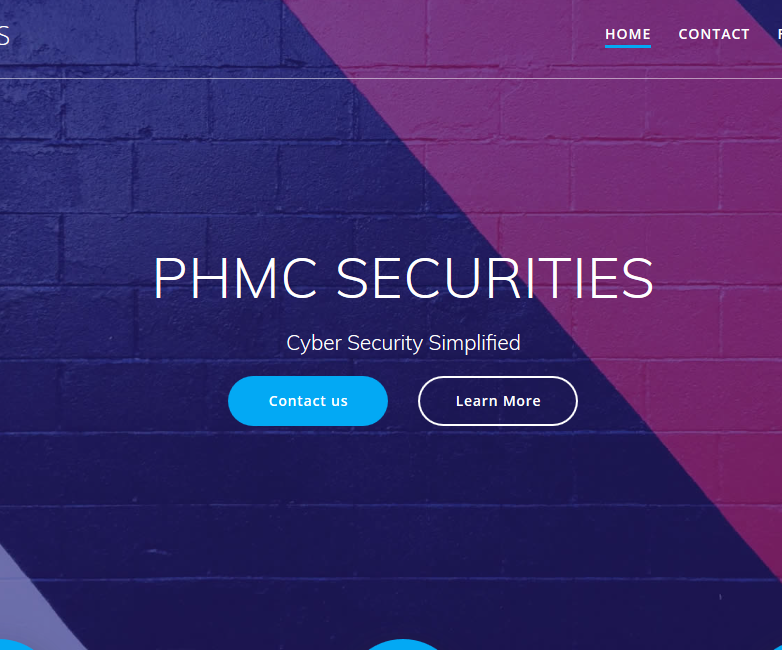 PHMC SECURITIES