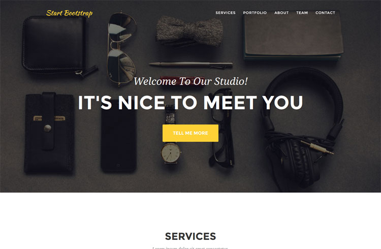 I will create a responsive (mobile-friendly) website for you
