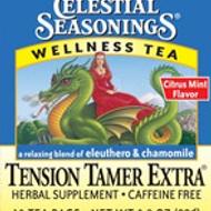 Tension Tamer Extra Wellness Tea from Celestial Seasonings