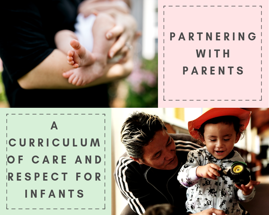 A Curriculum of Care and Respect for Infants and Parents | Arohanui